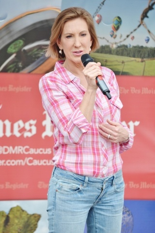 Carly Fiorina height and weight