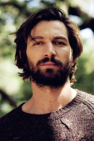 Michiel Huisman height and weight
