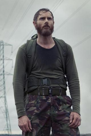 Sean Harris Height - Weight