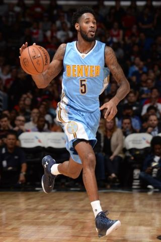 Will Barton height and weight