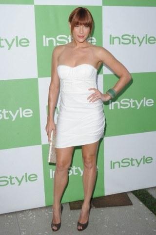 Amanda Righetti height and weight