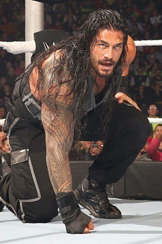Roman Reigns height and weight