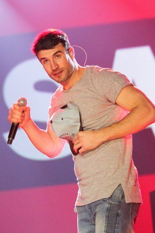 Sam Hunt height and weight