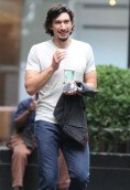 Adam Driver height and weight