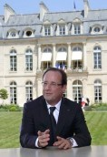 François Hollande height and weight