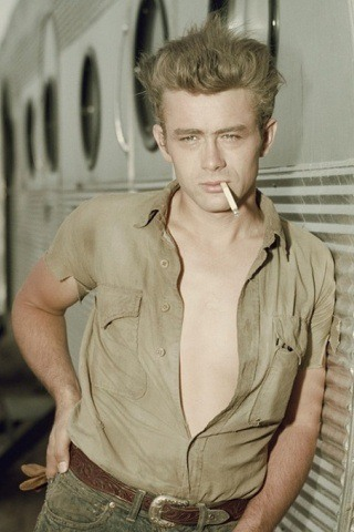 James Dean height and weight