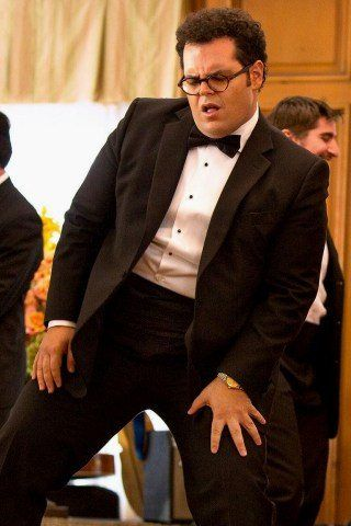 Josh Gad height and weight