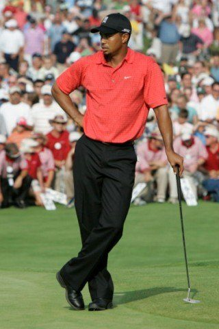 Tiger Woods Height – Weight
