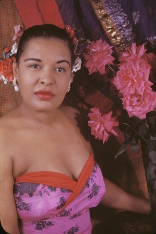 Billie Holiday Height - Weight