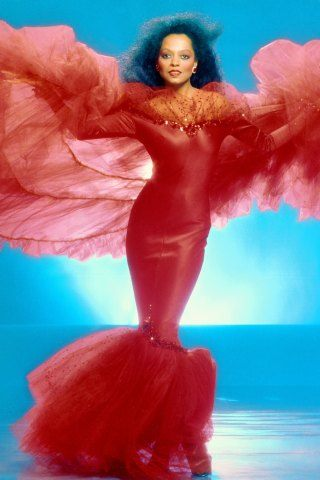 Diana Ross height and weight