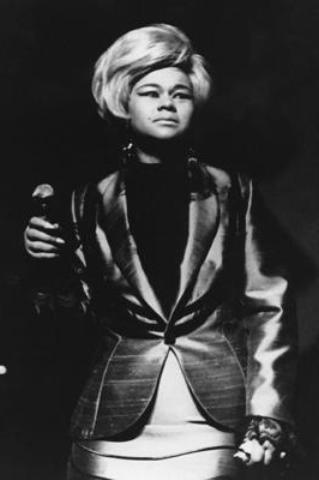 Etta James height and weight