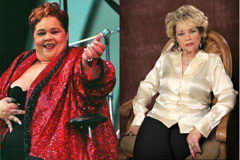 Image result for Etta James weight loss