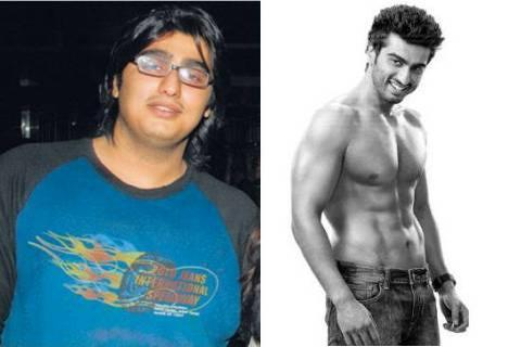 Arjun Kapoor Height - Weight