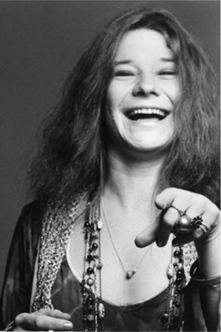 Janis Joplin height and weight