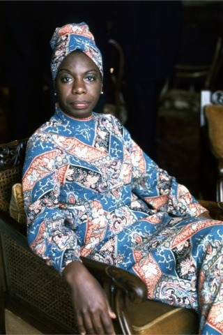 Nina Simone height and weight