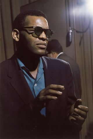 Ray Charles height and weight