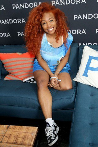 SZA (Solana Rowe) height and weight 2016