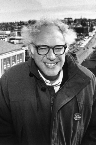 Bernie Sanders height and weight