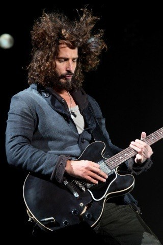 Chris Cornell height and weight