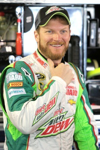 Dale Earnhardt Jr. height and weight
