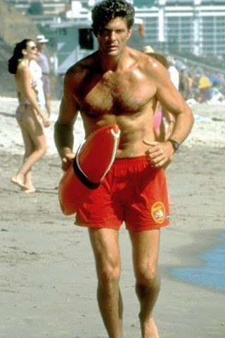 David Hasselhoff height and weight