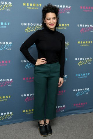 Ilana Glazer height and weight
