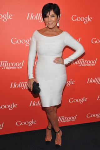 Kris Jenner height and weight