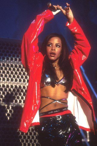 Aaliyah height and weight