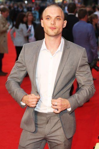 Ed Skrein height and weight