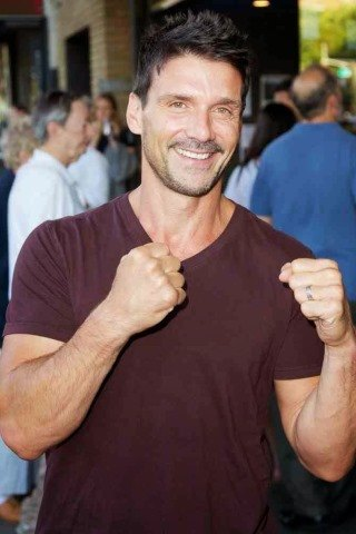 Frank Grillo height and weight