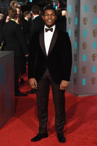 John Boyega height and weight 2016