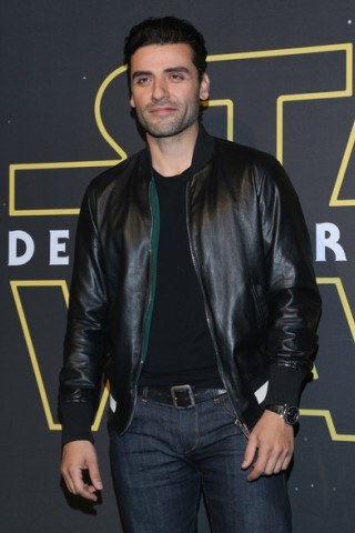 Oscar Isaac height and weight