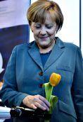 Angela Merkel height and weight