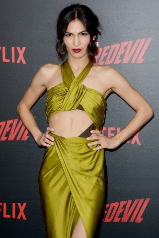 Elodie Yung height and weight