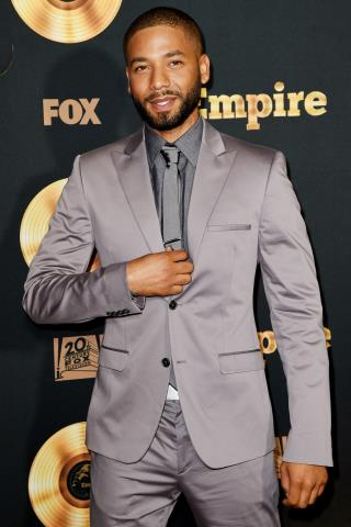Jussie Smollett height and weight