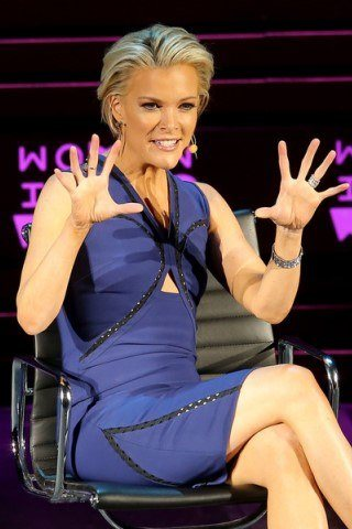 Megyn Kelly height and weight