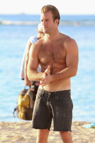 Scott Caan height and weight