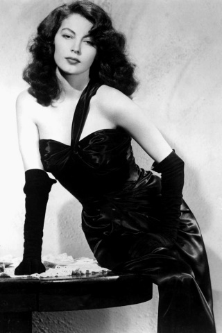 Ava Gardner height and weight
