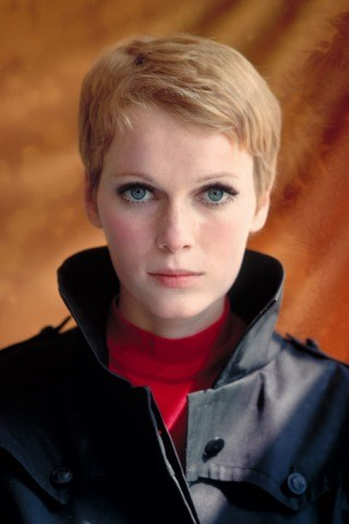 Mia Farrow height and weight