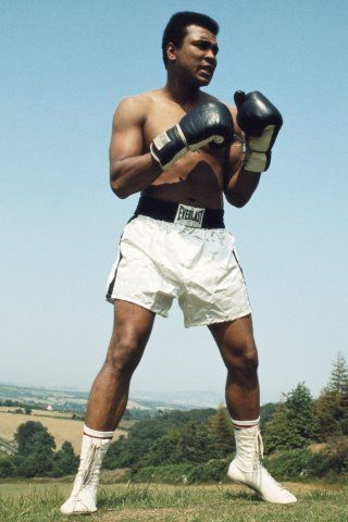 Muhammad Ali height and weight