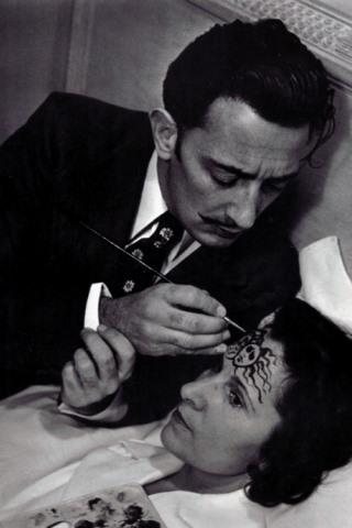 Salvador Dali height and weight