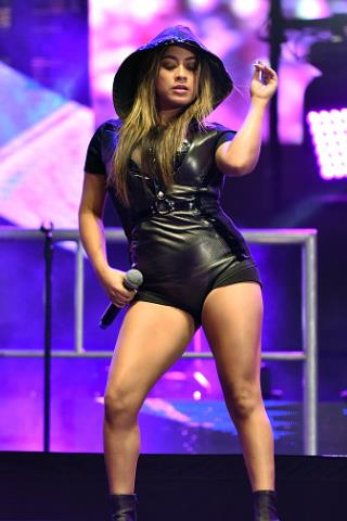 Ally Brooke height and weight
