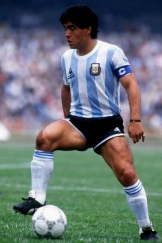 Diego Maradona Height – Weight