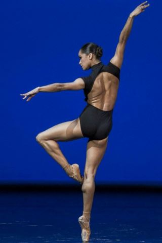 Misty Copeland Height – Weight