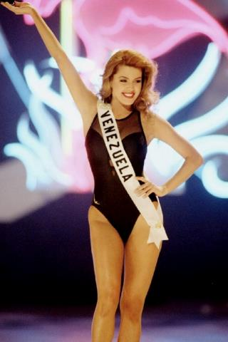 Alicia Machado Height, Weight