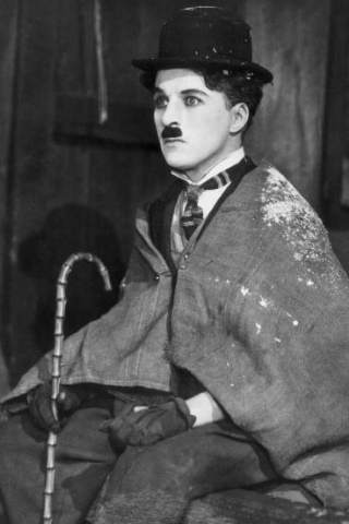 Charlie Chaplin height and weight