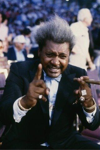 Don King height and weight