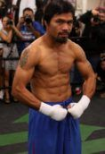 Manny Pacquiao height and weight