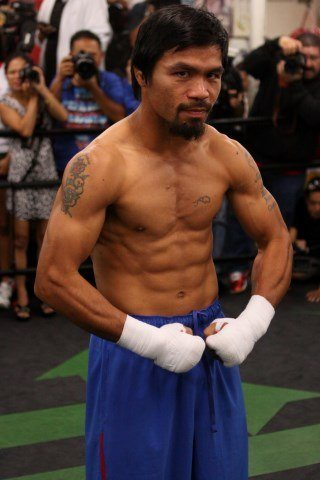 Manny Pacquiao Height Weight