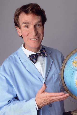Bill Nye height and weight